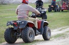 Ruiters ATV Stock Afbeeldingen