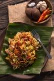 Rujak serut indonezyjska owocowa sałatka obraz royalty free
