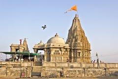 Rukamani temple Stock Photos