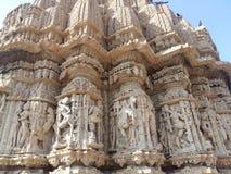 RUKMANI świątynia zdjęcie stock