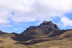 Ruku Pichincha στο Κουίτο, Ισημερινός Στοκ εικόνα με δικαίωμα ελεύθερης χρήσης