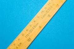 Ruler Stock Photography
