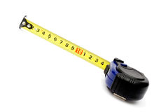 Ruler. Metric ruler Stock Photography