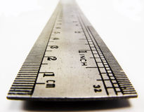 Ruler Stock Image