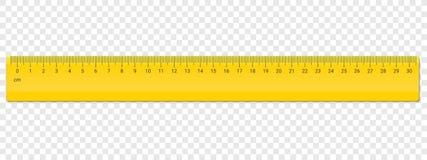 Ruler centimeter cm scale vector plastic vector illustration