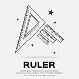 Ruler Stock Photos
