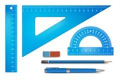 Free Ruler Instruments Stock Photos - 46651773