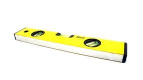 A ruler measuring the balance Stock Image