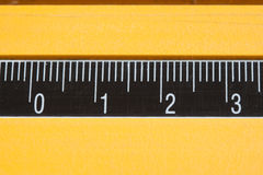 Ruler scale Stock Photos