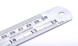 Ruler scale Royalty Free Stock Photography