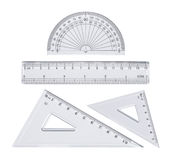 Rulers Stock Image