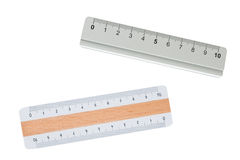 Rulers Stock Photo