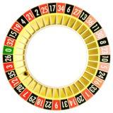 Ruleta 02 Foto de archivo libre de regalías