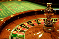 ruleta Obraz Stock