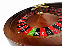 ruleta Obrazy Stock
