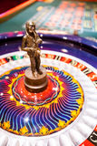 Ruleta Cruiseship del casino Fotografía de archivo