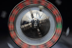 Ruleta de giro foto de archivo libre de regalías