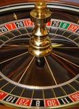 Ruleta del casino foto de archivo