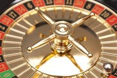 Ruleta en casino Fotografía de archivo libre de regalías
