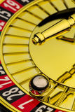 Ruletowy kasyna uprawiać hazard zdjęcia royalty free