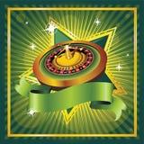 ruletowy wektorowy koło ilustracji