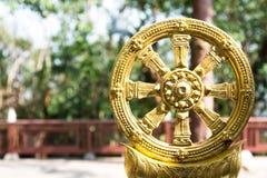 Rulla av Buddha Royaltyfria Foton