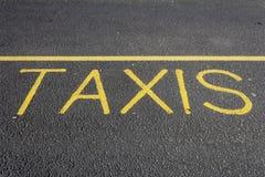 Rulla le segnaletiche stradali Fotografie Stock