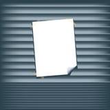 Rulla stänger med fönsterluckor upp Arkivbilder