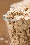 rullande oats royaltyfri foto