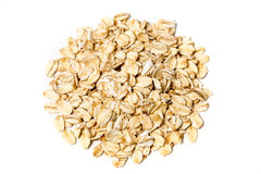 rullande oats Royaltyfria Bilder