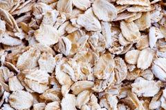 rullande organiskt för oats Royaltyfria Bilder