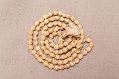 Rullande skandera pärlor Arkivbilder