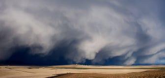 rullande storm Fotografering för Bildbyråer