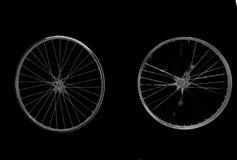 Rullar rotera, overksamt försök fotografering för bildbyråer
