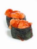 rullar sushi Arkivbild
