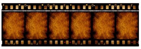 rulle 35 för filmmillimetrar film Arkivfoton