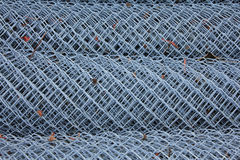 Rulle av aluminum tråd Royaltyfria Foton