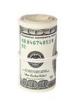 Rulle av pengar Arkivfoton