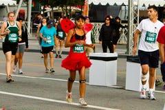 rulle för rock för angeles los maraton n Royaltyfria Bilder