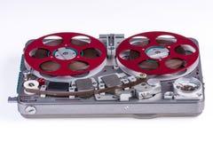 Rulle som reel ljudbandregistreringsapparat ws 1 Arkivfoton