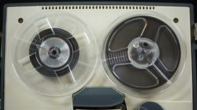 Rulle-till-rulle bandspelare 5 Arkivfoton