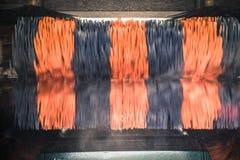 Rullers πλύσης Στοκ Εικόνα