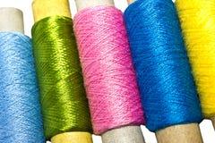 rulletråd Royaltyfria Bilder