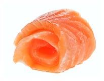 Rullo dei salmoni fotografia stock