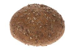 Rullo del pane integrale Fotografia Stock Libera da Diritti
