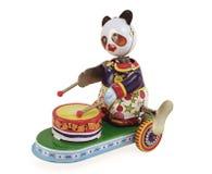 Rullo del tamburo dell'orso Fotografie Stock