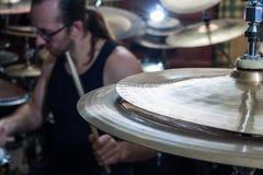 Rullo del tamburo melodico di Alexey Bobrovsky Immagine Stock