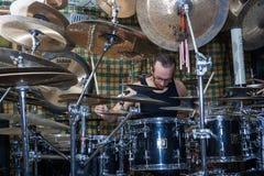Rullo del tamburo melodico di Alexey Bobrovsky Fotografia Stock
