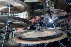Rullo del tamburo melodico di Alexey Bobrovsky Fotografie Stock Libere da Diritti