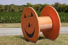 Rullo dell'azienda agricola di Halloween Immagine Stock
